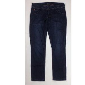 Hudson Jeans W422DHA Dark Wash Flap Pockets